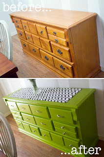 How To Refinish A Dresser Without Tedious Sanding