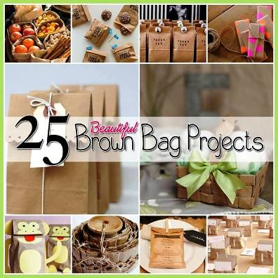 25 Brown Paper Bag Projects 1