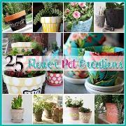 25 Flowerpot DIY Ideas 1