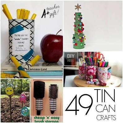 49 Tin Can Crafts 1