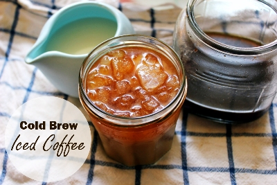 Cold Brew Iced Coffee 1
