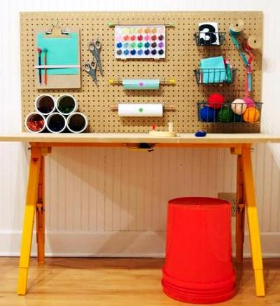 Craft Station for Kids 1