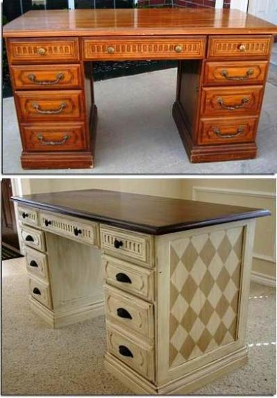 DIY Desk Makeover 1