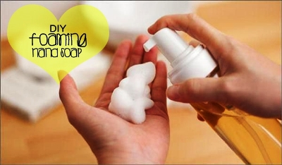 Foaming Hand Soap 1