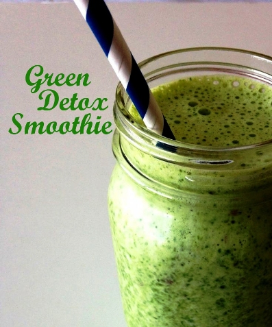 Green Detox Smoothie 1