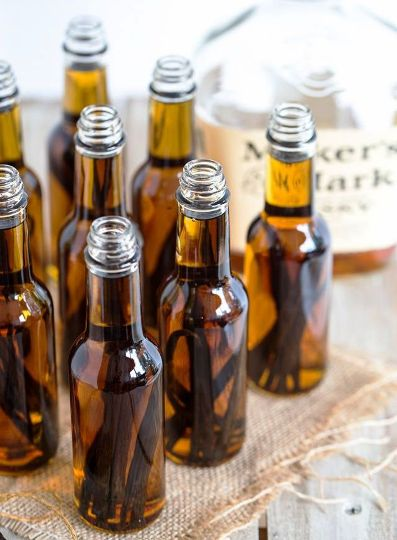 Homemade Vanilla Extract 1