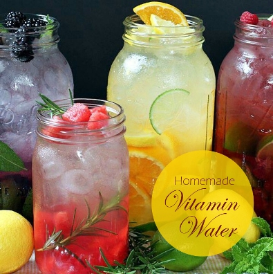 Homemade Vitamin Water 1
