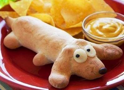 Hot Dog Inside A Dog Recipe 1