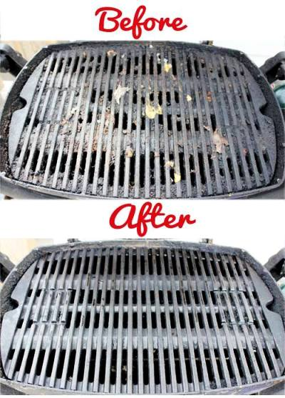 How To Clean Your Barbecue Without Chemicals