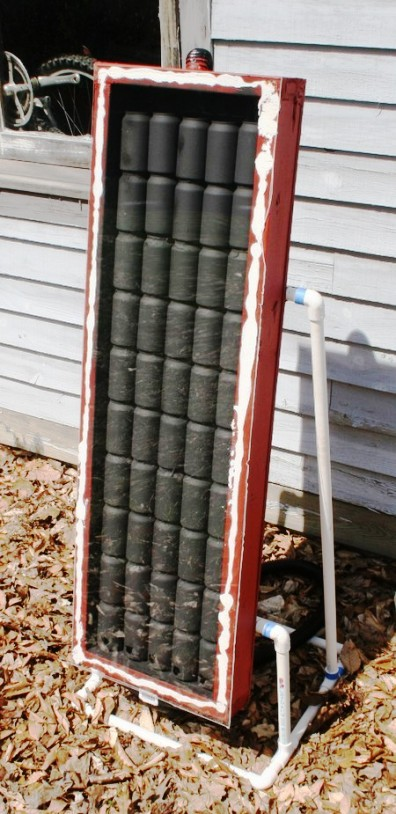 How To Make A Solar Heater