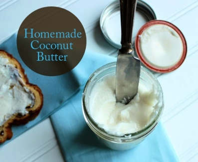 How To Make Homemade Coconut Butter 1