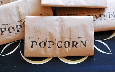 How To Make Your Own Microwave Popcorn Packs