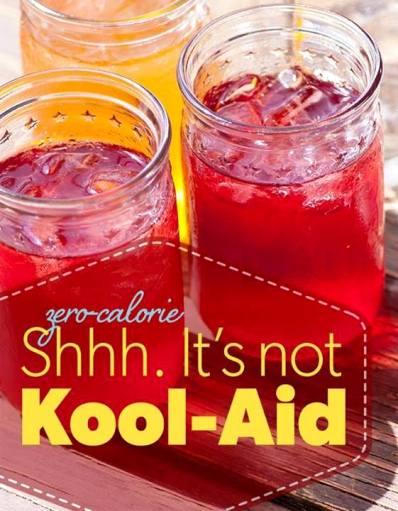 How To Make Zero Calorie Kool Aid
