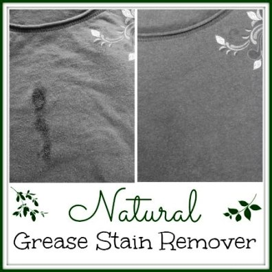 How To Remove Grease Stains 1