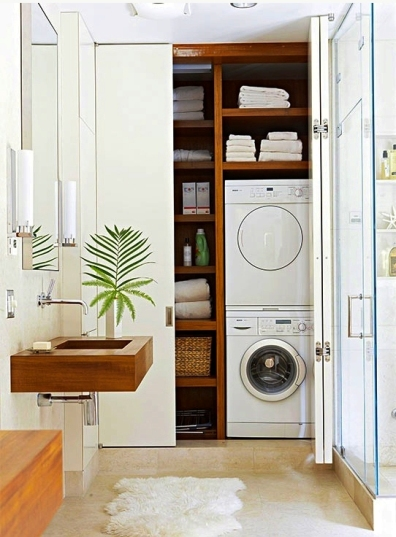 Practical Laundry Room Designs 1