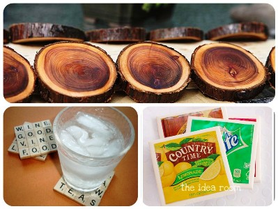 16 Gorgeous DIY Coasters 1