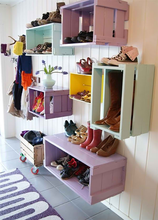 25 Creative Ways To Recycle Wooden Crates And Pallets