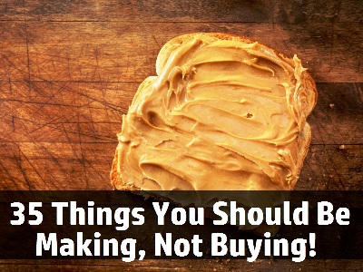 35 Things You Should Be Making, Not Buying! 1