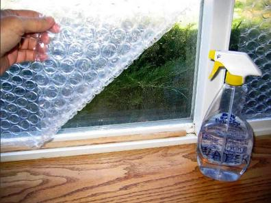 Clever Way To Insulate Your Windows On A Budget 1