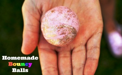 How To Make Homemade Bouncy Balls 1