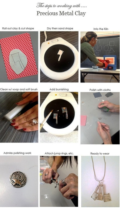 How To Make Your Own Silver Jewellery