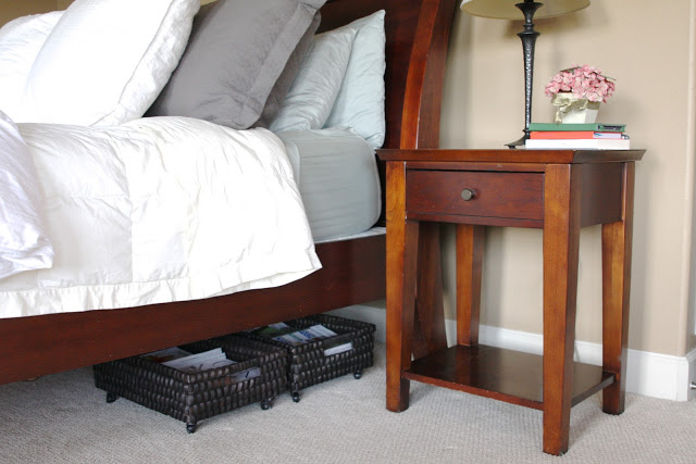 under bed storage solution