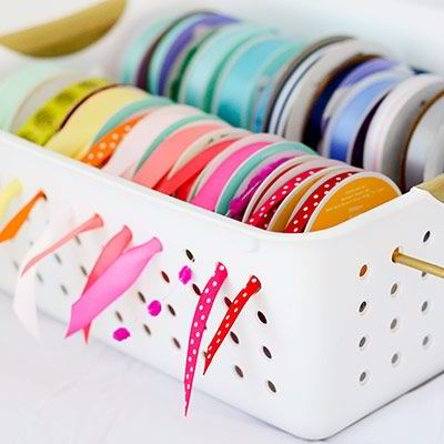 12 Brilliant Craft Supply Organization Ideas