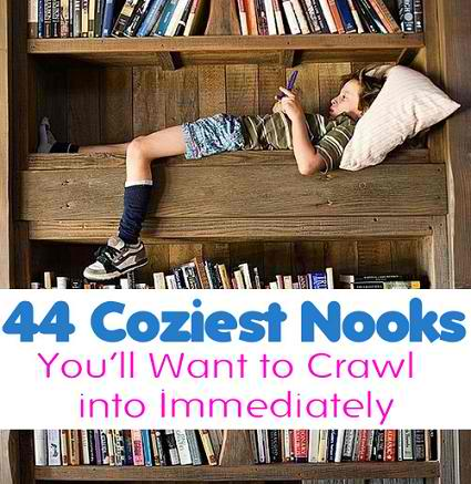 44 Cozy Nook Ideas For Your Home