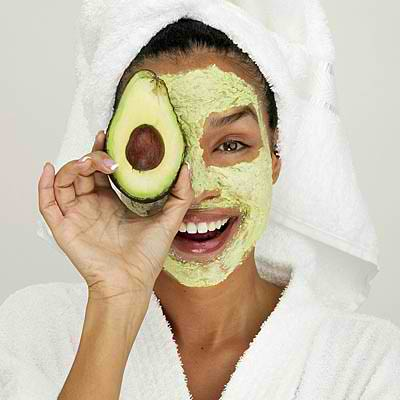 DIY Food Facials