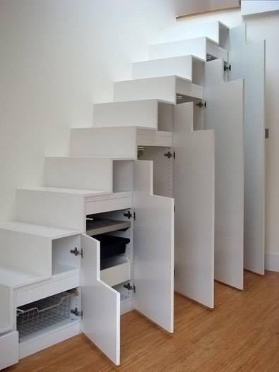 Diy staircase drawers for Diy staircase drawers