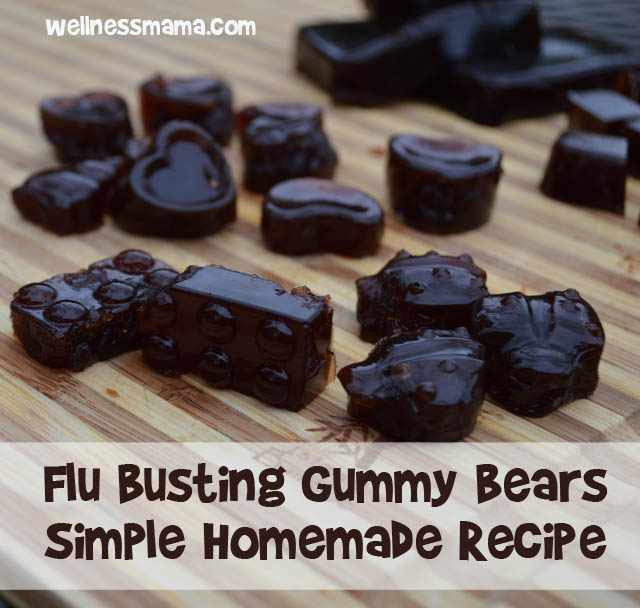 Flu Busting Gummy Bears