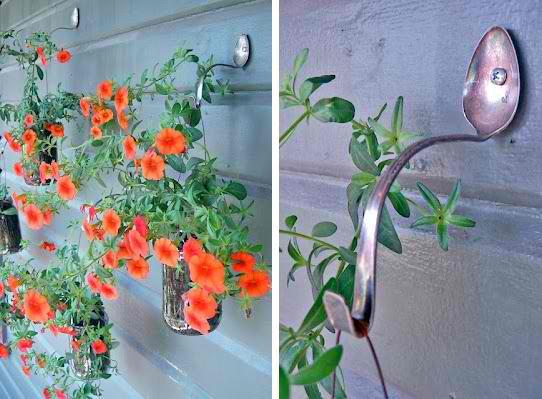 Spoon Planter Hooks