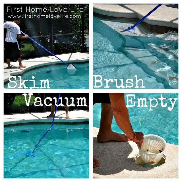 Step-By-Step Guide to Cleaning Your Pool