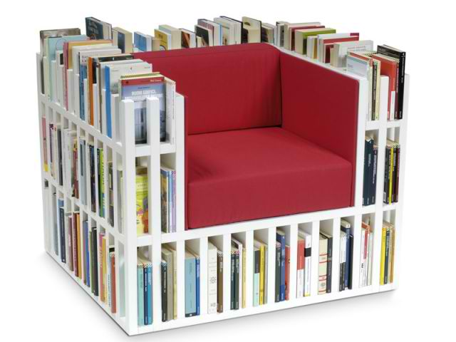 10 Amazing Chairs For Book Lovers