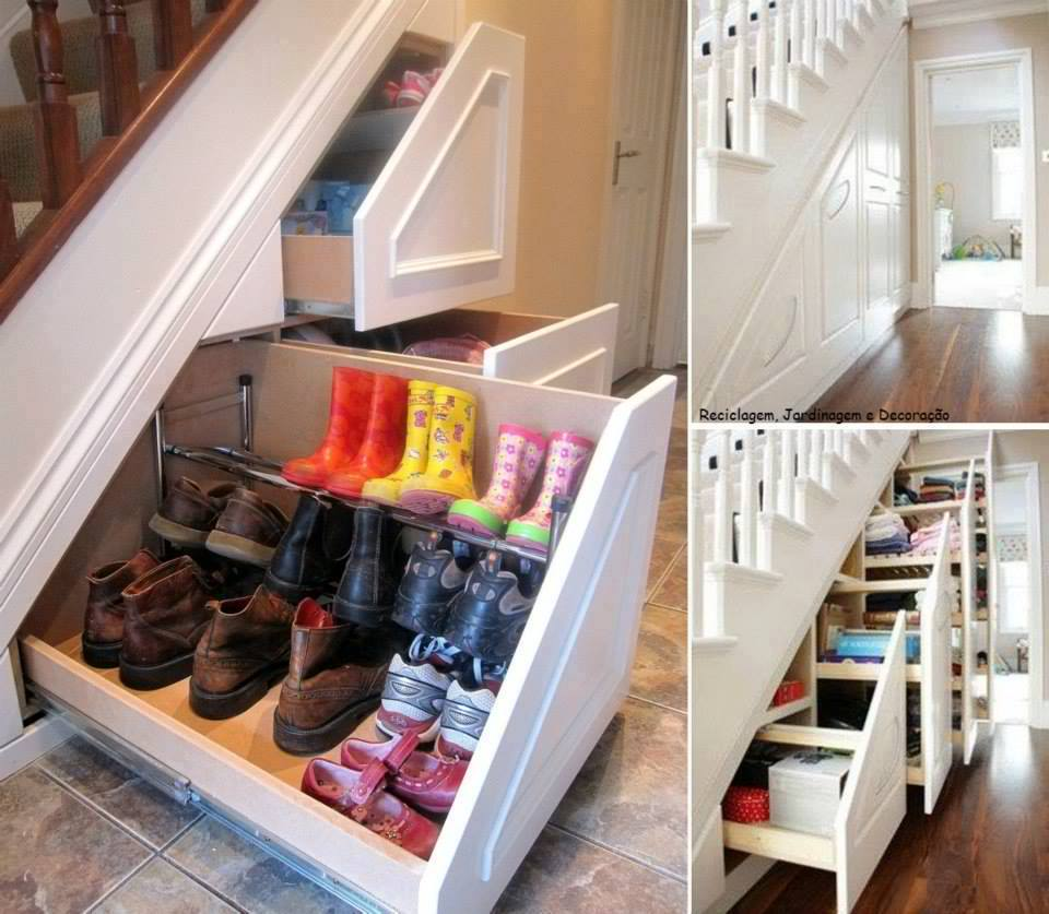 25 clever and creative shoe storage ideas for Unusual storage ideas