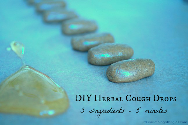 DIY Cough Drops