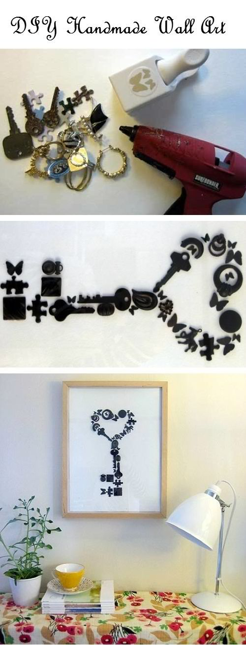 DIY Handmade Wall Art