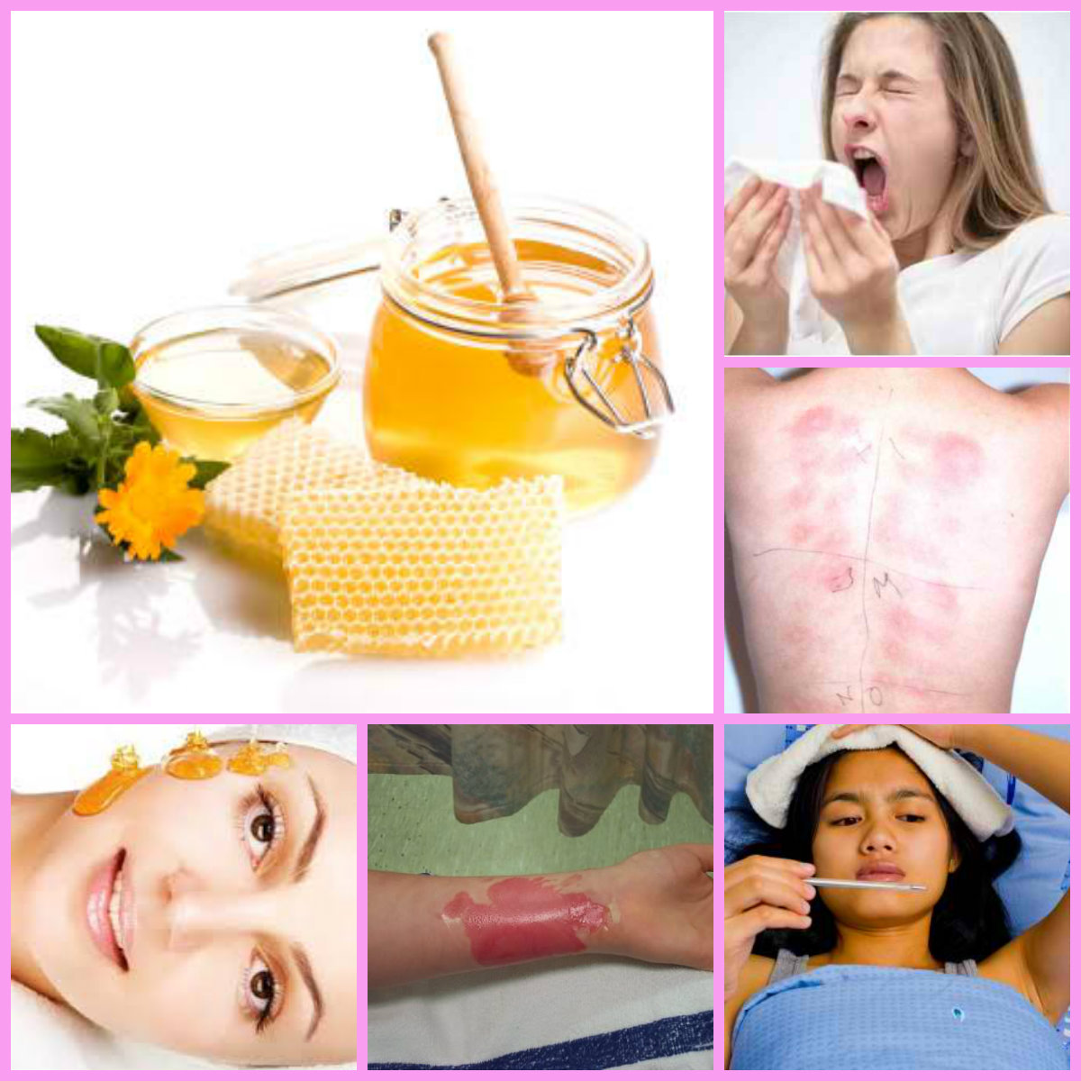 Fabulous honey – DIY beauty tips and home remedies