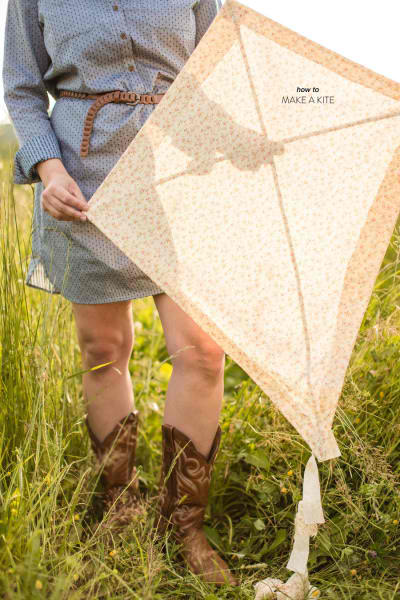 Foolproof Steps on Making a Kite