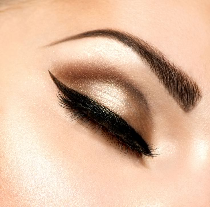 Get the Perfect Winged Eyeliner in 2 Minutes