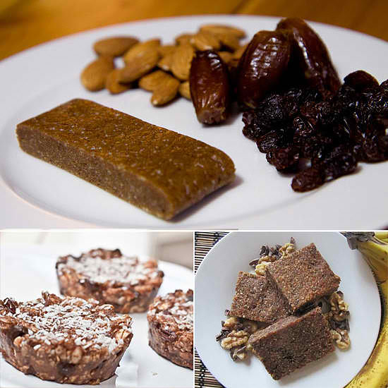 Homemade Level Up Energy Bars