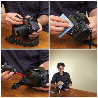 How to Clean your Camera like a Pro
