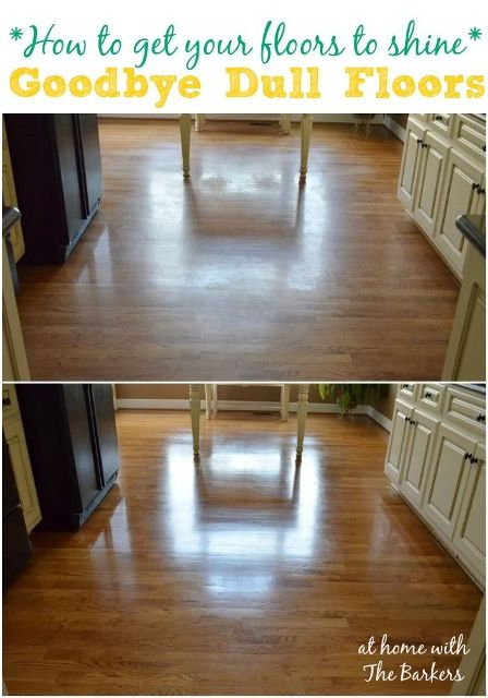 How to Get your Floors to Shine