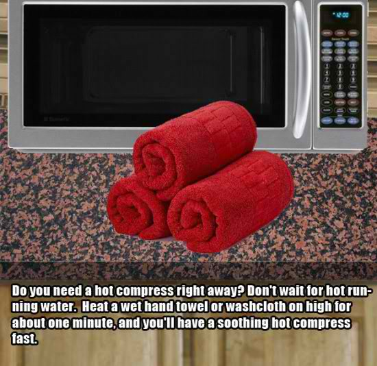 20 Microwave Life Hacks To Make Your Day Easier