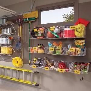 DIY Tips for Garage Storage and Organization