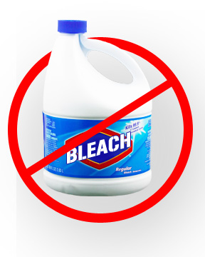 Homemade Alternatives to Bleach