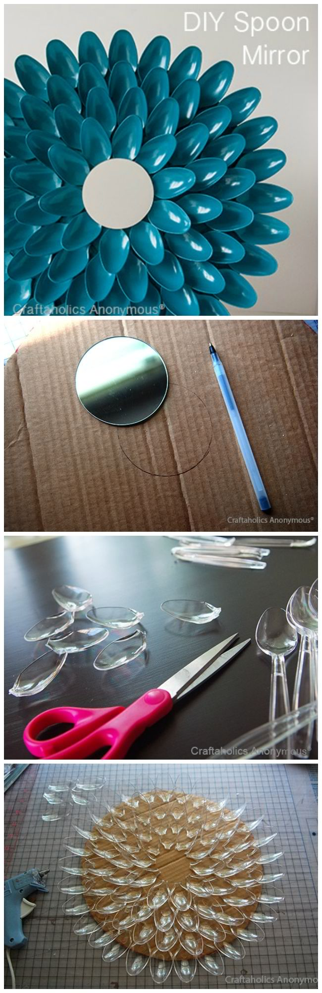 Spoon Mirror Tutorial
