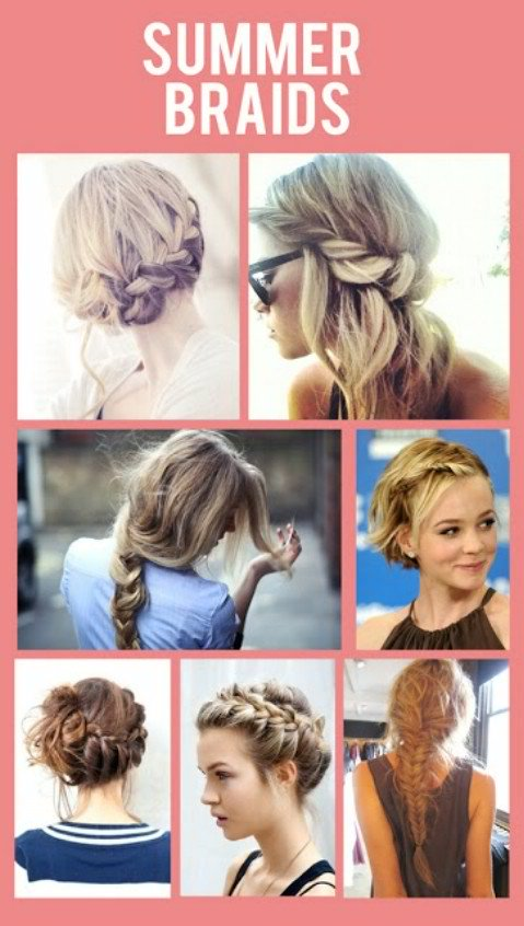 Be Unique With Awesome Summer Braids