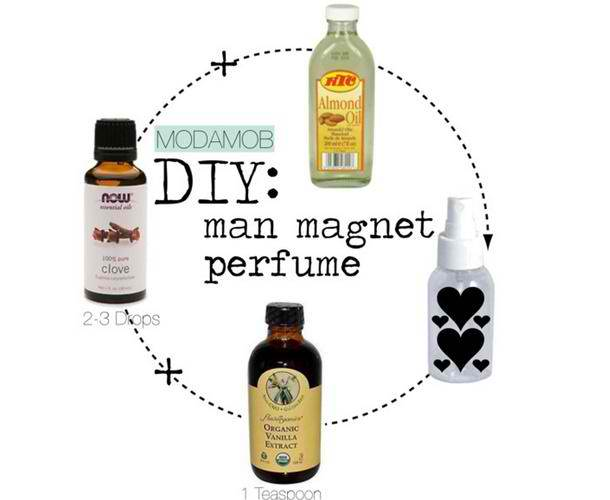 How to Make a  Man Magnet Perfume