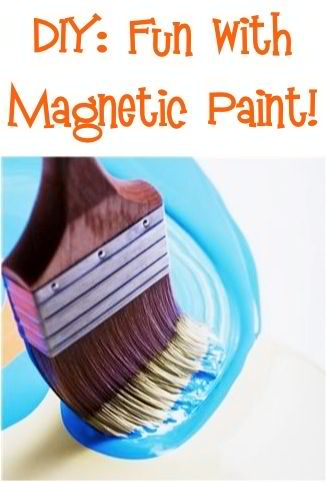 Tips and Tricks for using Magnetic Paint!